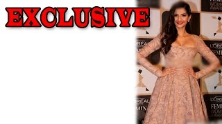 Sonam Kapoor shows a logical way to her competitors | EXCLUSIVE