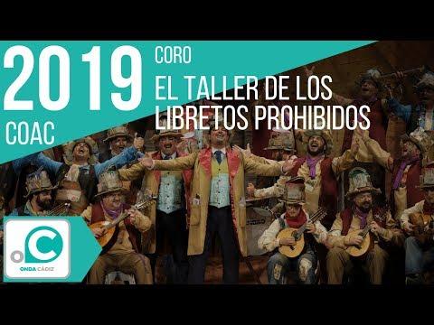 Sesión de Cuartos de final, la agrupación El taller de los libretos prohibidos actúa hoy en la modalidad de Coros.