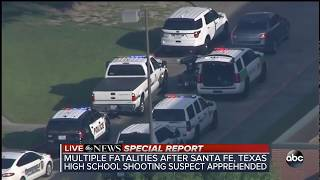 Multiple fatalities, injuries reported in Texas high school shooting: Special Report - ABCNEWS