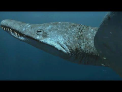 Dinosaur Revolution Mosasaur Rampage - VidoEmo - Emotional Video Unity
