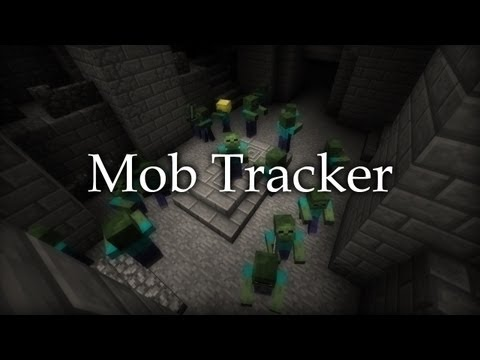Mob Tracker | Squirt's Minecraft Tutorials