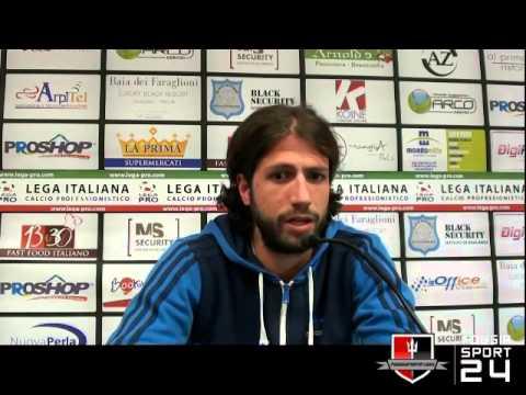 Pietro Iemmello 23 10 2014 Foggia Calcio