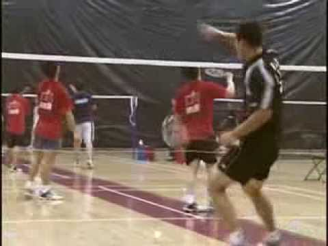 Badminton for US