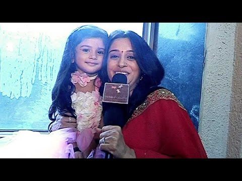 Dipika Samson Talks About Her Bonding With The Little Girl