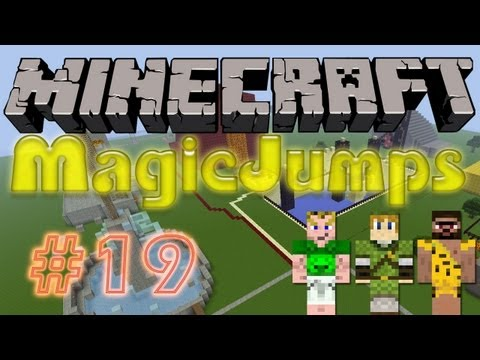 Let's Play Minecraft Adventure-Maps [Deutsch/HD] - MagicJumps #19