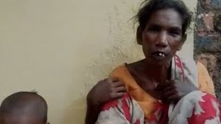 Starvation death case: Victim's mother allegedly heckled - TIMESOFINDIACHANNEL