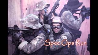 Royalty FreeRock:Spec Ops Run