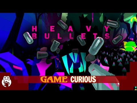 Game Curious Heavy Bullets - And Megaton Bombs