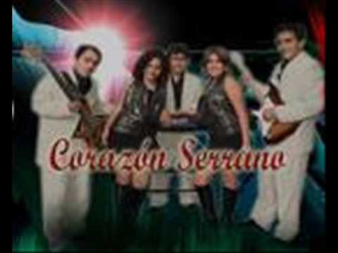 CORAZN SERRANO AMOR PROHIBIDO