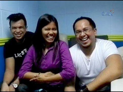 Not Seen On TV: Maki-live chat this afternoon with Mama Cy, Papa Bodjie, and Papa Jepoy