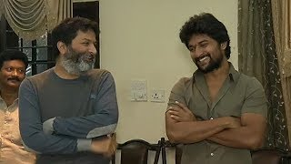 Natural Star Nani's JERSEY Movie Pooja Ceremony | Trivikram | TFPC - TFPC