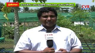 Solutions to Common Fish Farming Problems | New Method For Fish Farming in Srikakulam | CVR News - CVRNEWSOFFICIAL