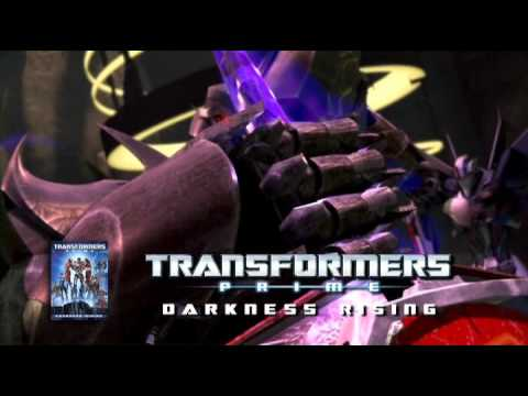 Transformers Prime: Darkness Rising - DVD Trailer