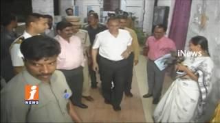 Congress Leader V Hanumantha Rao Serious Comments On CM KCR | iNews - INEWS