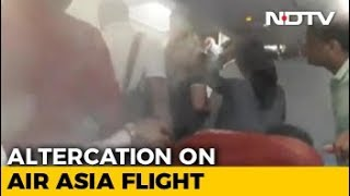 """""""AC On Full Blast To Hound Us Out"""": Passenger Of Delayed AirAsia Flight - NDTV"""