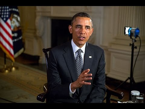 Weekly Address: End the Sequester to Keep Growing the Economy