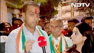कांग्रेस उम्मीदवार मिलिंद देवड़ा के खिलाफ FIR - NDTVINDIA