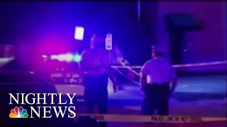 Video Shows Police Officer Teaching Boys 'Lesson' For Carrying BB Gun | NBC Nightly News - NBCNEWS