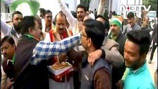 Congress Ahead In 2 States, Nail-Biter In Madhya Pradesh, KCR Is King - NDTV