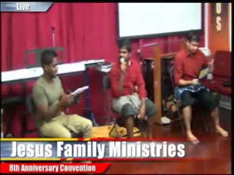 Jesus Family Church - Jersey City Tamil Christian Skit / Drama