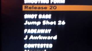 NBA 2K13- Kevin Martin Jumpshot - YouTube