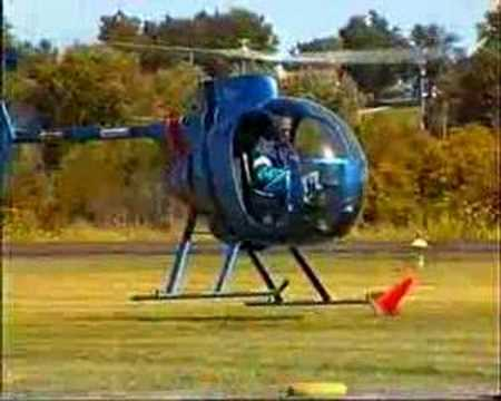 Mini-500 Helicopter-Excelsior Springs Part 1