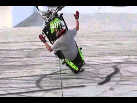 Manobras de motos - Trick SuperBike