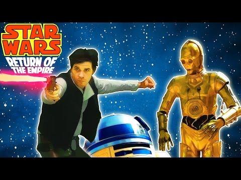 Disney Star Wars VII - exclusive sneak peak!