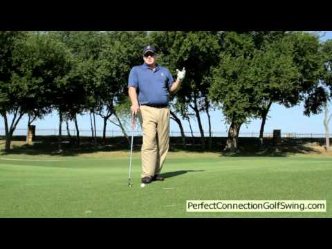 Golf Swing Tips: Uphill Slope Golf Shot