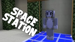 watch the youtube video Minecraft - Mission To Mars - Space Station! [7]
