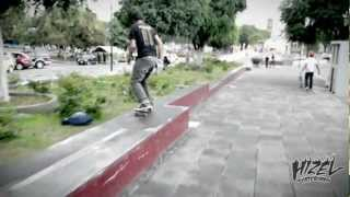 Hizel skateboard ¨Lost in Space¨ skate en puebla HD 1080 (FULL VIDEO)