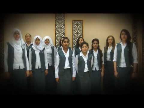 أوبريت يا معلمي - مدرسة العالم الجديد الخاصة 2014