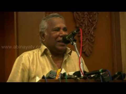 Vairamuthu Book Launch Function Speech Of Orator 1