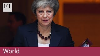 UK cabinet agrees to back Brexit treaty - FINANCIALTIMESVIDEOS