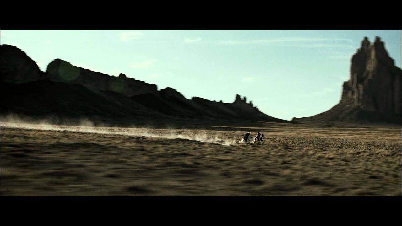 """The Lone Ranger- """"Amor"""" commercial de televisión"""