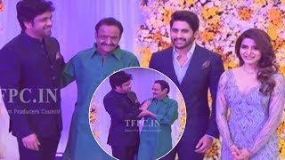 Nandamuri Harikrishna @ ChaySam Wedding Reception | TFPC - TFPC