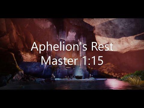 Master lost sector speedrun - Aphelion's rest