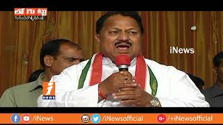 Congress Leaders Different Opinions On D Srinivas To Reentry Into Congress? |Loguttu| iNews - INEWS