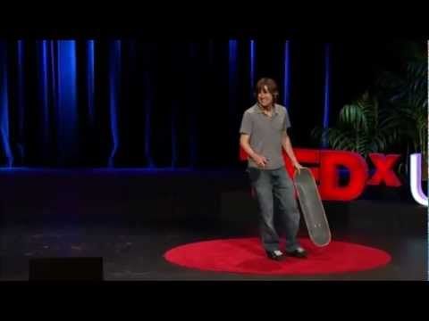 Rodney Mullen: Pop an ollie and innovate! (TED Talk)