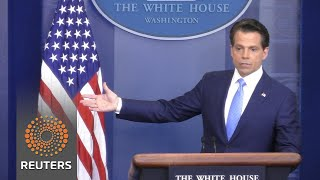 Spicer out, Scaramucci and Sanders in at White House - REUTERSVIDEO