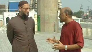 Walk The Talk with Asaduddin Owaisi - NDTV
