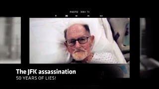 Ex Agente de la CIA confiesa el asesinato de Kennedy