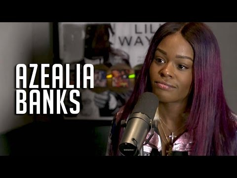 Azealia Banks - Azealia Banks Talks Iggy Azalea & T.I. On Ebro In The Morning