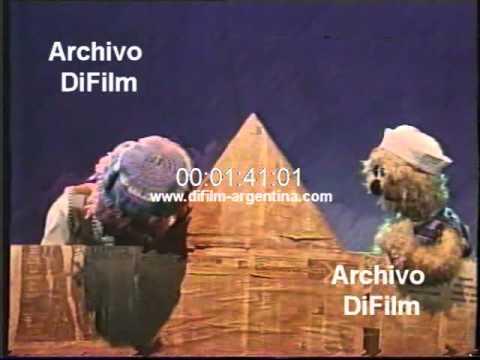 DiFilm - Cablin TV presentacion dibujo Erase una vez en America (1994)