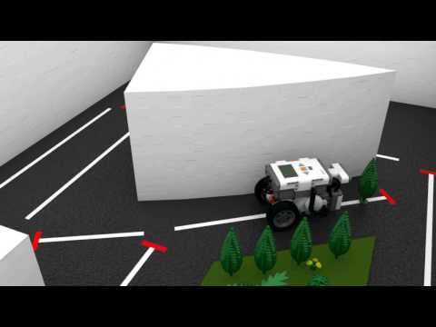 Lego Mindstorm - Animation 3D