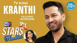TV Artist Kranthi Exclusive Interview || Soap Stars With Harshini #5 - IDREAMMOVIES