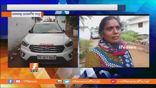 Wife Caught Husband Red-Handed Illegal Affair at Yadadri Bhongir | iNews - INEWS