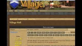 Made a Ban appeal for RuneVillage