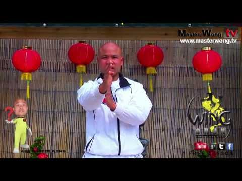 Wing Chun Course: How to do a triple punch, Lesson 4