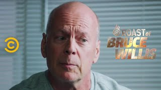 Roast of Bruce Willis - I See Old People - COMEDYCENTRAL